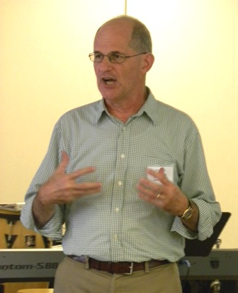 Jim Ward Teaching